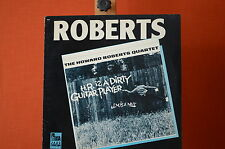 The Howard Roberts Quartet H.R. is a dirty guitar player Pausa LP NMint 1493