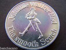 1972 Johnny Walker Red Aluminum 10g Saints Schedule Mardi Gras Doubloon