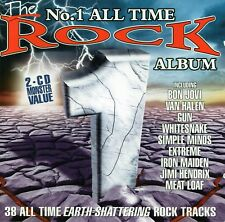 The No.1 All Time Rock Album - Various Artists (CD 1995) Original CD