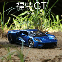 Maisto 1:/18 Scale Ford GT 2017 Diecast Static Alloy collection Car Model Gift