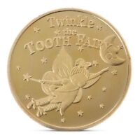 Tooth Fairy Commemorative Coin Collection Gift Souvenir For Chlidren Gift