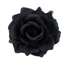 Rose Flower Hair Clip Bridal Hairpin Brooch Wedding Accessory Bridesmaid CAX