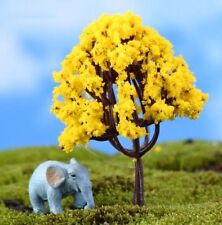 Miniature Dollhouse Garden Craft Fairy Bonsai Plant Decor ~Acacia Tree~ ♫