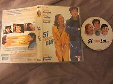 Si c'était lui... de Anne-Marie Etienne avec Carole Bouquet, DVD, Comédie