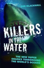Sue Blackhall _ Killers In The Water _ Brand New _ Freepost Uk