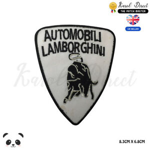Car Brand Logo Embroidered Iron On Sew On Patch Badge