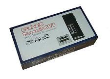 Grundig STENORETTE 2070 Dictaphone Hand Appareil 50