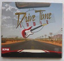 KPM 819 Library Music CD 2012 - DRIVE TIME INDIE Aaron Wheeler etc. 17 tracks