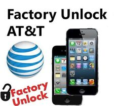 AT&T iPhone Factory Unlock Code Service 4 4s 5 5C 5S 6 6+ 6s 6s+ really fast