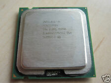 INTEL 506 CPU PENTIUM SL8PL 2.66Ghz/1M/533/04A Socket LGA 775 *GUARANTEED*