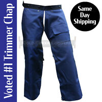 Protectors Nasco safety cut weed eater wacker rain pants trimmer gardening chaps