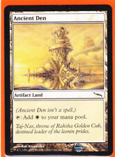 MTG Mirrodin Common 1 x ANCIENT DEN  278/306  Artifact Land  Never Played AS NEW