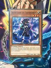 Yu-Gi-Oh! Secrétaire de Sauvegarde SDCL-FR010 1st