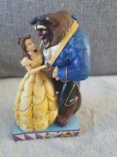 Disney Traditions Belle & Beast Snow White & Prince Cinderella & Prince Figurine