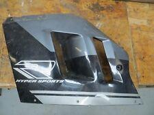 1991-1992 Suzuki GSXR750 left side mid cowl/fairing panel