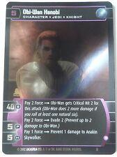 Star Wars Obi-Wan Kenobi Promo Card #6 Obi-Wan Kenobi,W.O.T.C. 2002 Holofoil