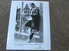 RAINING STONES  feat Bruce JONES Original Promotional  Film / Cinema PHOTO