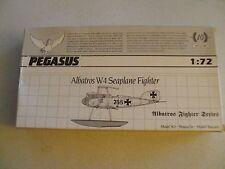 PEGASUS ALBATROS W4 SEAPLANE FIGHTER IN 1/72 SCALE