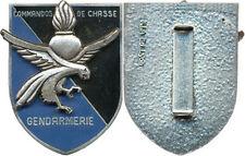 Commandos de Chasse de la Gendarmerie, retirage, noir en haut, F.I.A. (1417)