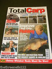 TOTAL CARP - HOW AND WHEN TO USE MARKER FLOATS - JUNE 2003