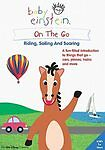 Baby Einstein - On the Go - Riding, Sailing and Soaring - DVD - VERY GOOD
