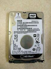 """New Pull Western Digital 500GB 2.5"""" HDD 7200RPM Sata Laptop HardDrive WD5000LPLX"""