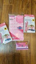Reuseable Cleaning Wipes Pink Ribbon Susan G. Komen Gloves Brush Sponge