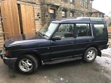 landrover discovery 300tdi auto spares or repair project off roader