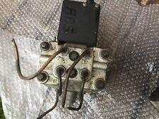 ABS POMPA IDRAULICA BOSCH 0265201049 4A0614111A Bosch AUDI 80 B4 bj.91-95