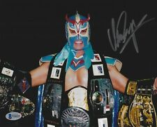 Ultimo Dragon Signed 8x10 Photo BAS COA WWE WCW All New Japan Pro Wrestling CMLL