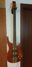 Bassgitarre (extra lang) gebraucht + Koffer ... zum Selbstabholen