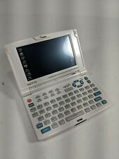 Talking-dict Md77X Cambridge Talking Electronic Dictionary Rare Read