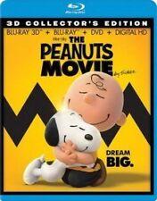 The Peanuts Movie - Blu-ray 3d Region 1