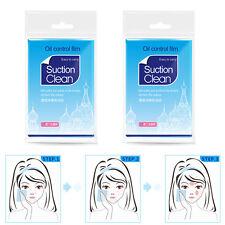 100 Pcs/ bag Face Skin Oil Clean Control Absorption Film Tissue Blotting Paper