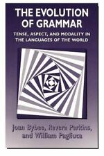 The Evolution of Grammar : Tense, Aspect, and Modality in the Languages of...