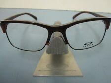 OAKLEY womens Allegation RX eyeglass frame Brown Tortoise OX1090-0652 New In Box