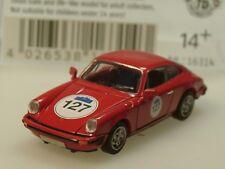 Brekina Porsche 911, G-Modell  SILVRETTA Classic, rot, #127 - 16314 - 1:87