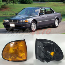 For BMW 7 Series 1995-2001 E38 740i 740iL 750iL Car front yellow corner light