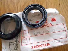 Honda,51490 KC5 305, Fork seal set for one leg , TR200 fat cat ?