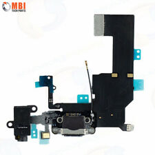 New Replacement Charging Dock Port Connector Flex Cable for iPhone 5C Black