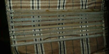 8 X 60 Cm Antique brass stair rods. Vintage Retro Original