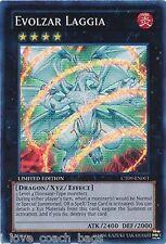 Evolzar Laggia - CT09-EN011 - Super Rare X *3* Yugioh Mint Promo Foils