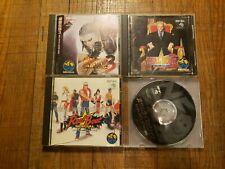 Neo Geo Cd Games Fatal Fury 3 Real Bout Garou Densetsu Special Samurai Spirits