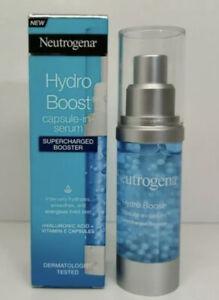 Neutrogena Hydro Boost Capsule in Serum 30ml Brand New Boxed