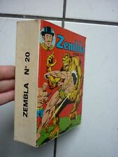 LUG /  RELIURE   ZEMBLA  20  /   NUM  94 A 99   /  1970