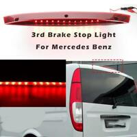 Third 3RD LED Tail Brake Stop Light For Mercedes Benz Vito W639 A6398200056