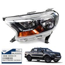 Lh Genuine Heal Lamp Light Black Orange For Ford Ranger XLT 2.2 3.2 2015 2019