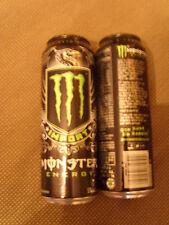 Energy Drink,Monster, Import USA 550ml *FULL* 1 Can