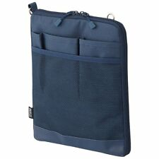 Lihit Lab. Bag in bag SMART FIT ACTACT Navy A5 size A7682-11 20x25x26cm Gift MIJ