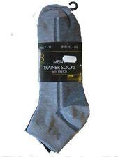 Men's Polyester Trainer Socks